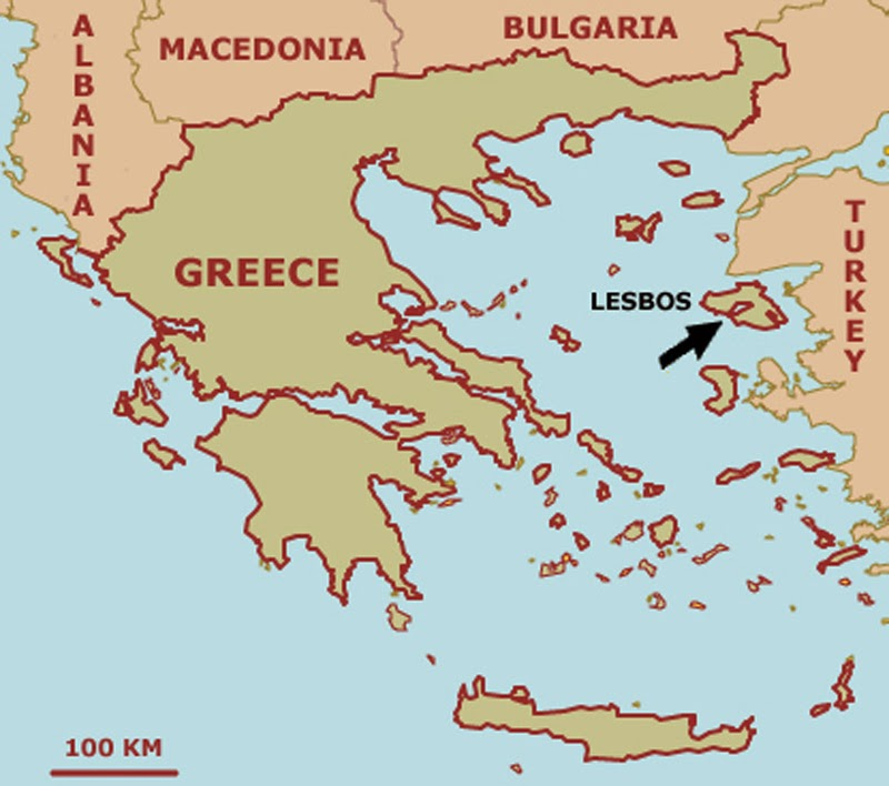 Inquiries in the Ancient World Lesbos and Sappho