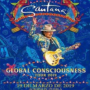 Santana Tour 2019
