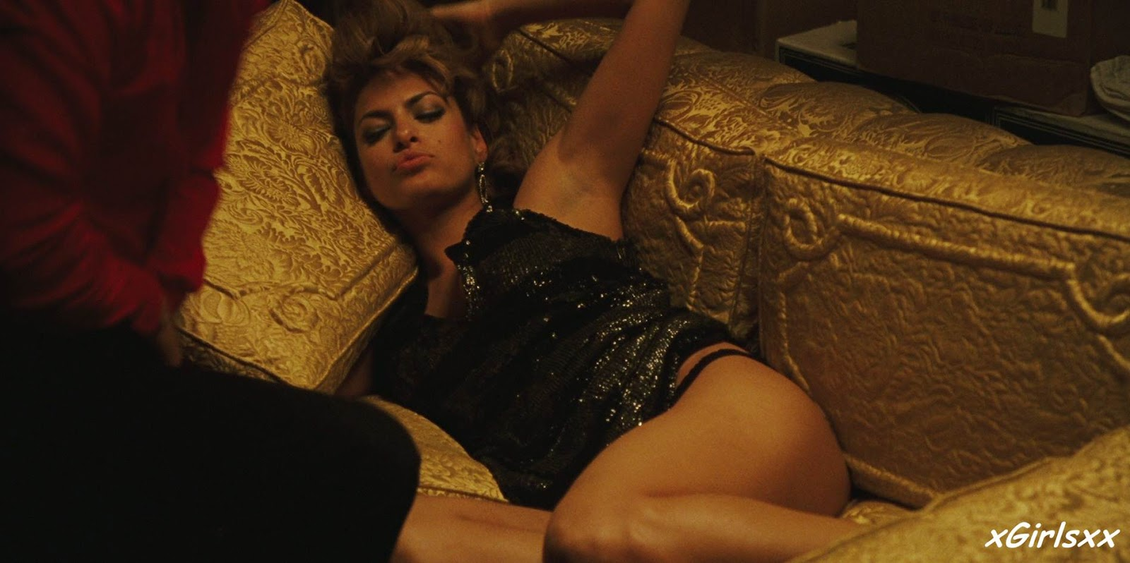 Butt naked pictures eva mendes