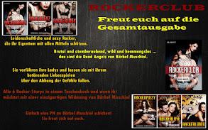 Rockerclub - alle 6 Rocker E-Books in einem Taschenbuch