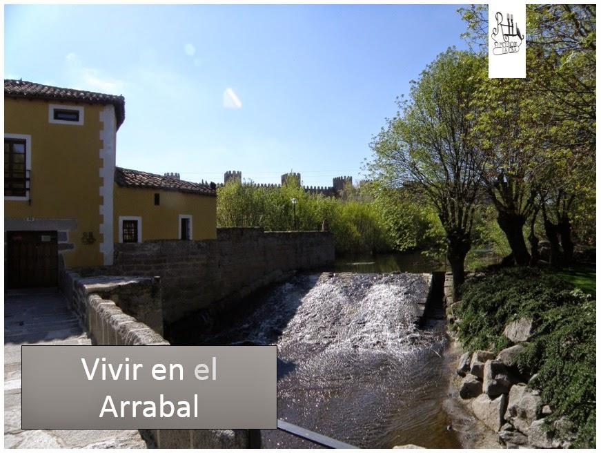 El arrabal de Ávila