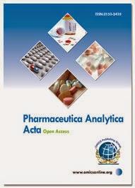 <b>Pharmaceutica Analytica Acta</b>