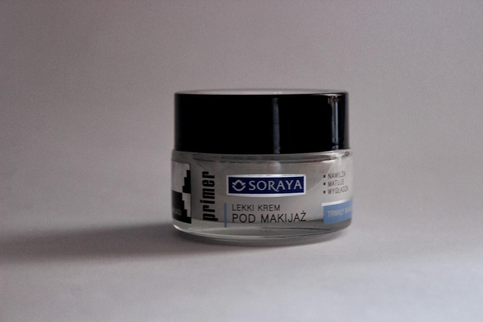 Lekki krem pod makijaż - SORAYA