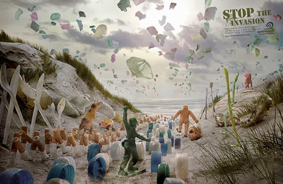 Surfrider Foundation: Plastic Invasion
