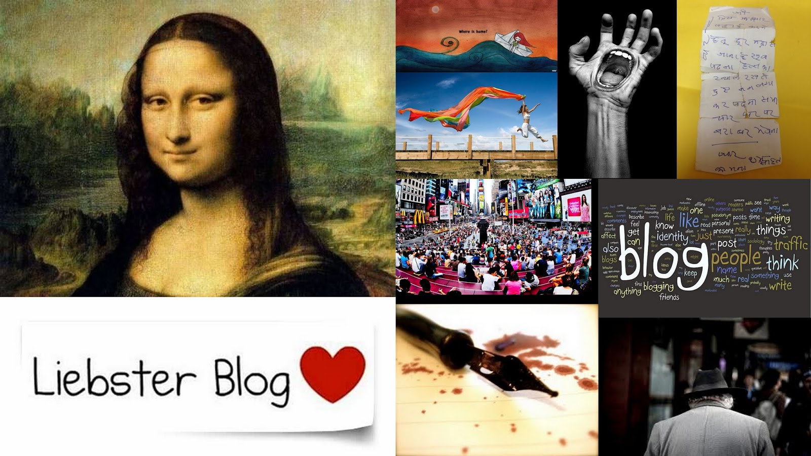Blog,Blogging,Blogger,Writing,Mona Lisa, Liebster, Indiblogger, Blogadda, SEO