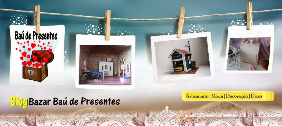 Bazar Baú de Presentes