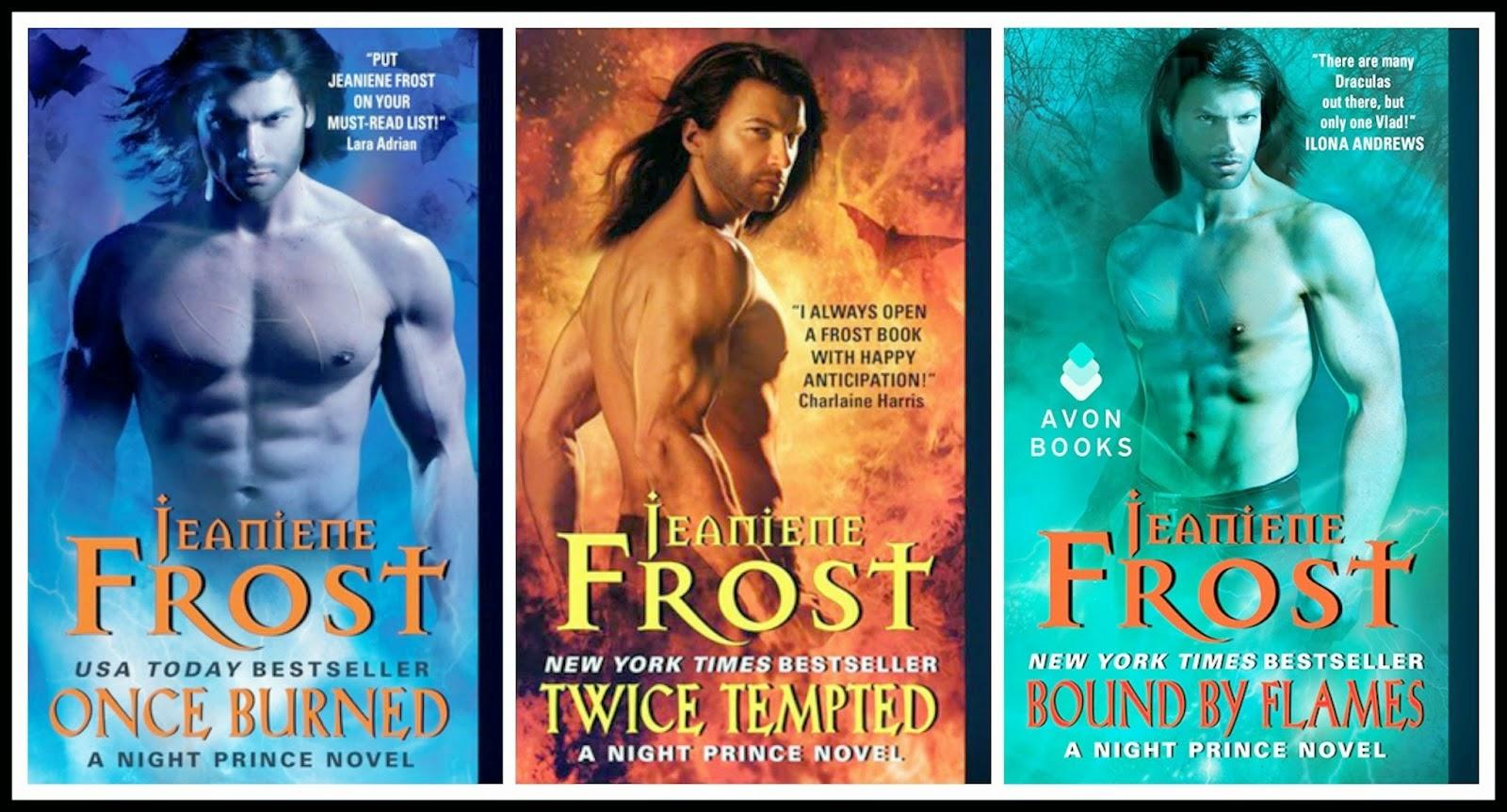 Read Once Burned (Night Prince 1) online free - Novel68