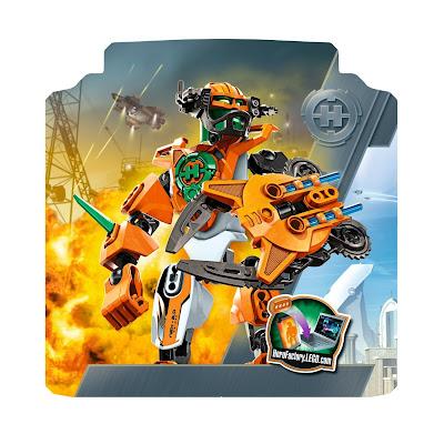 Lego Hero Factory Evo 20 2067