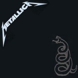 black album metallica