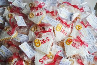 yüzüklü nişan kurabiyeleri
