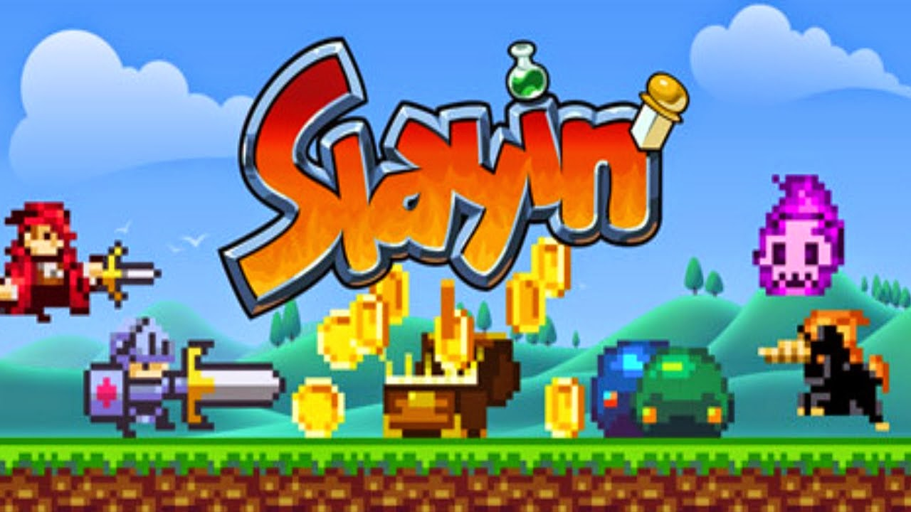 Slayin Gameplay IOS / Android