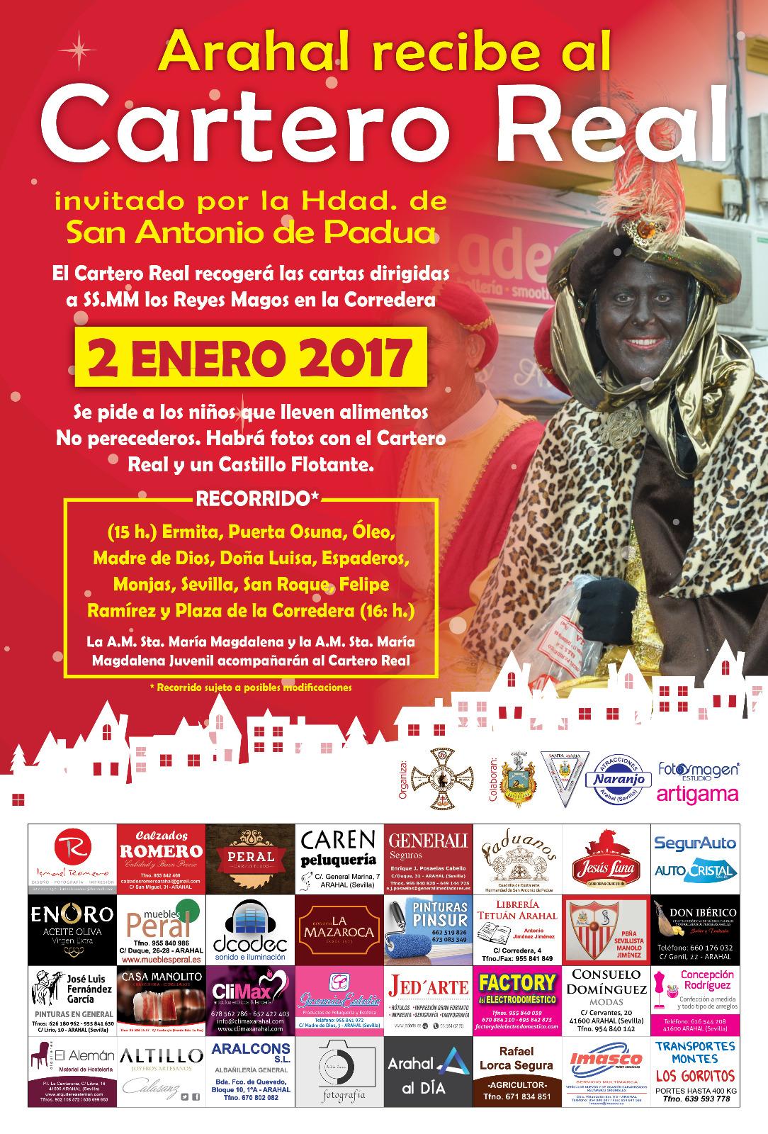 Cartero Real 2017