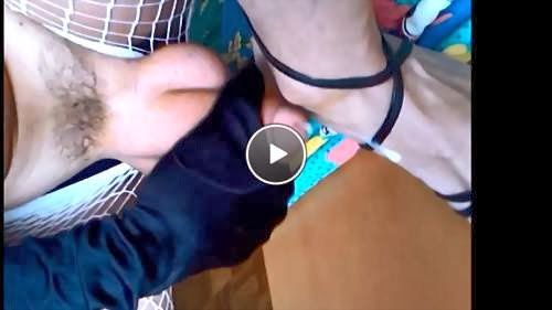 male feet tube video