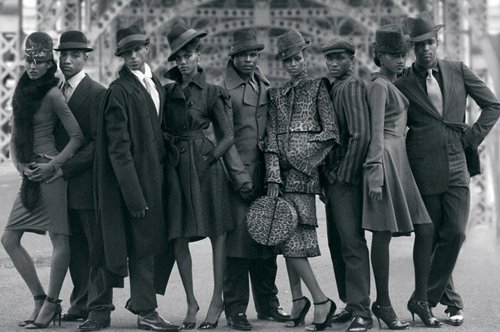 In Retrospect Faces Of Black Fashion In Retrospect