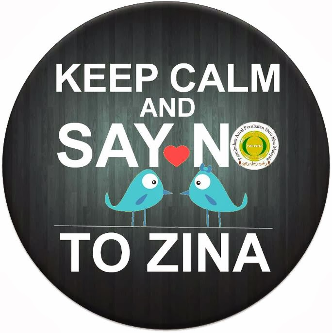 Say No To Zina!