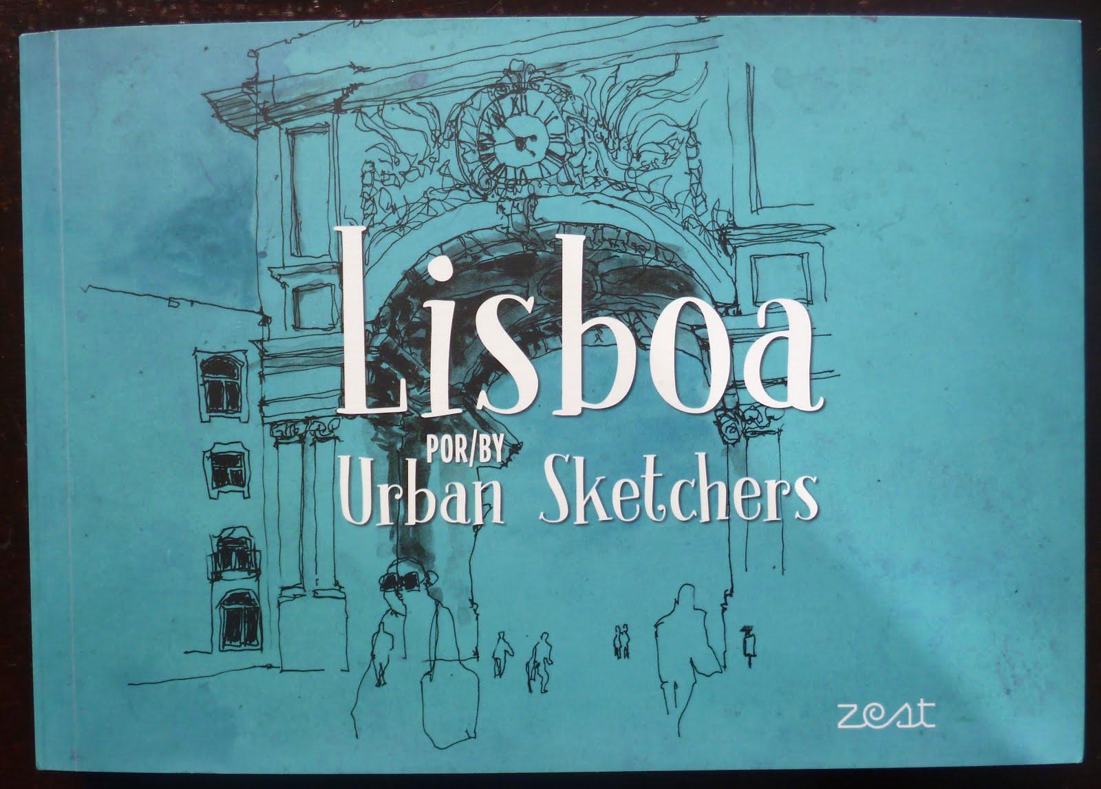 COLABORAÇÕES : Lisboa by Urban Sketchers