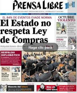 diario prensa libre 13-11-12