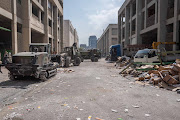 Expérimentation - Les unités du Génie vont prochainement expérimenter l'utilisation de bulldozers b
