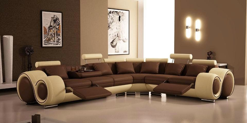 Modern interior house paint ideas design for Interior painting designs wall