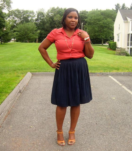 Target skirts, Coach Sandals