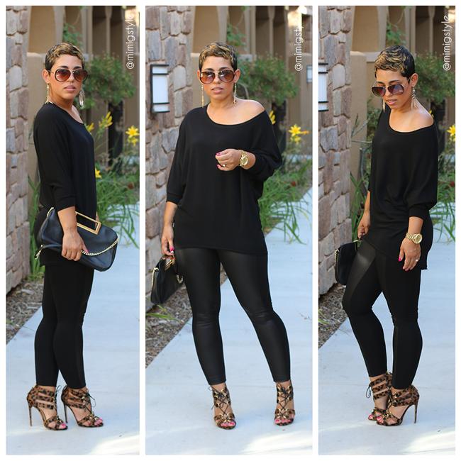 Black Sundress Fashion