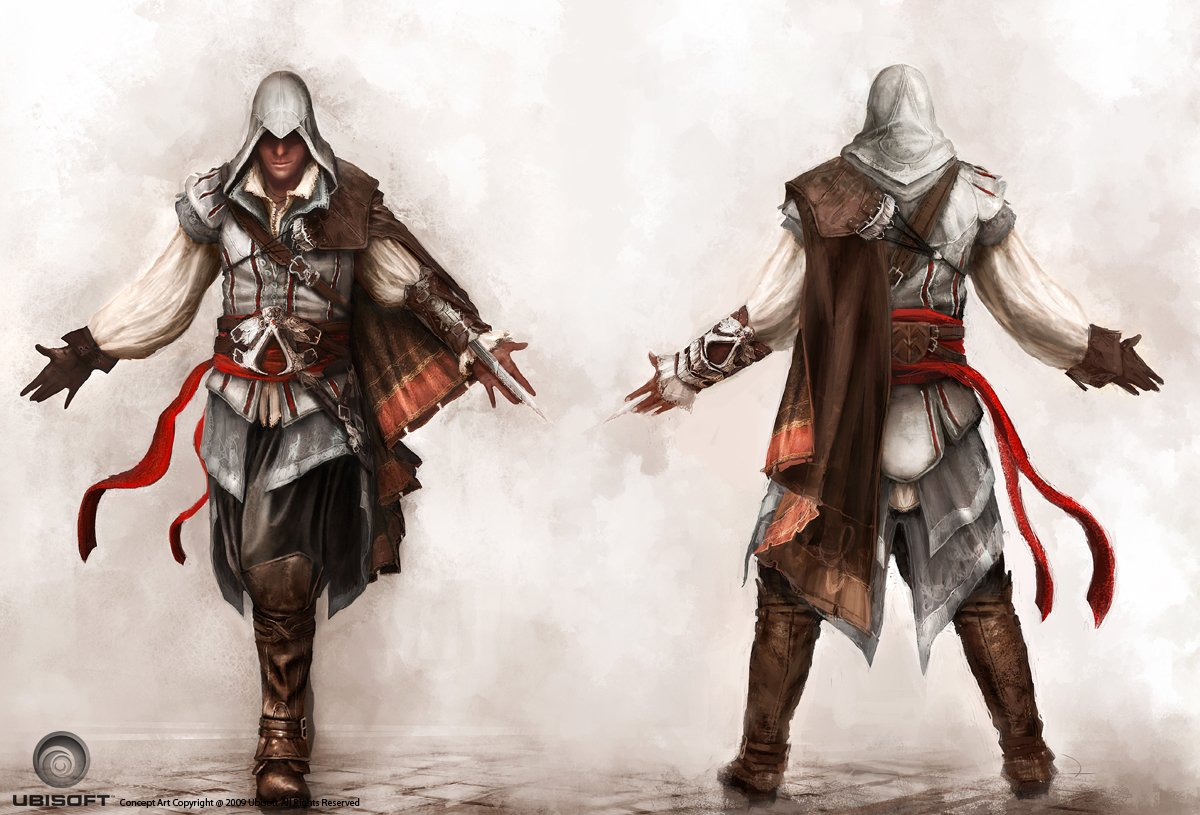 Interactive Design Project: Assassins Creed 2 Ideas and ...