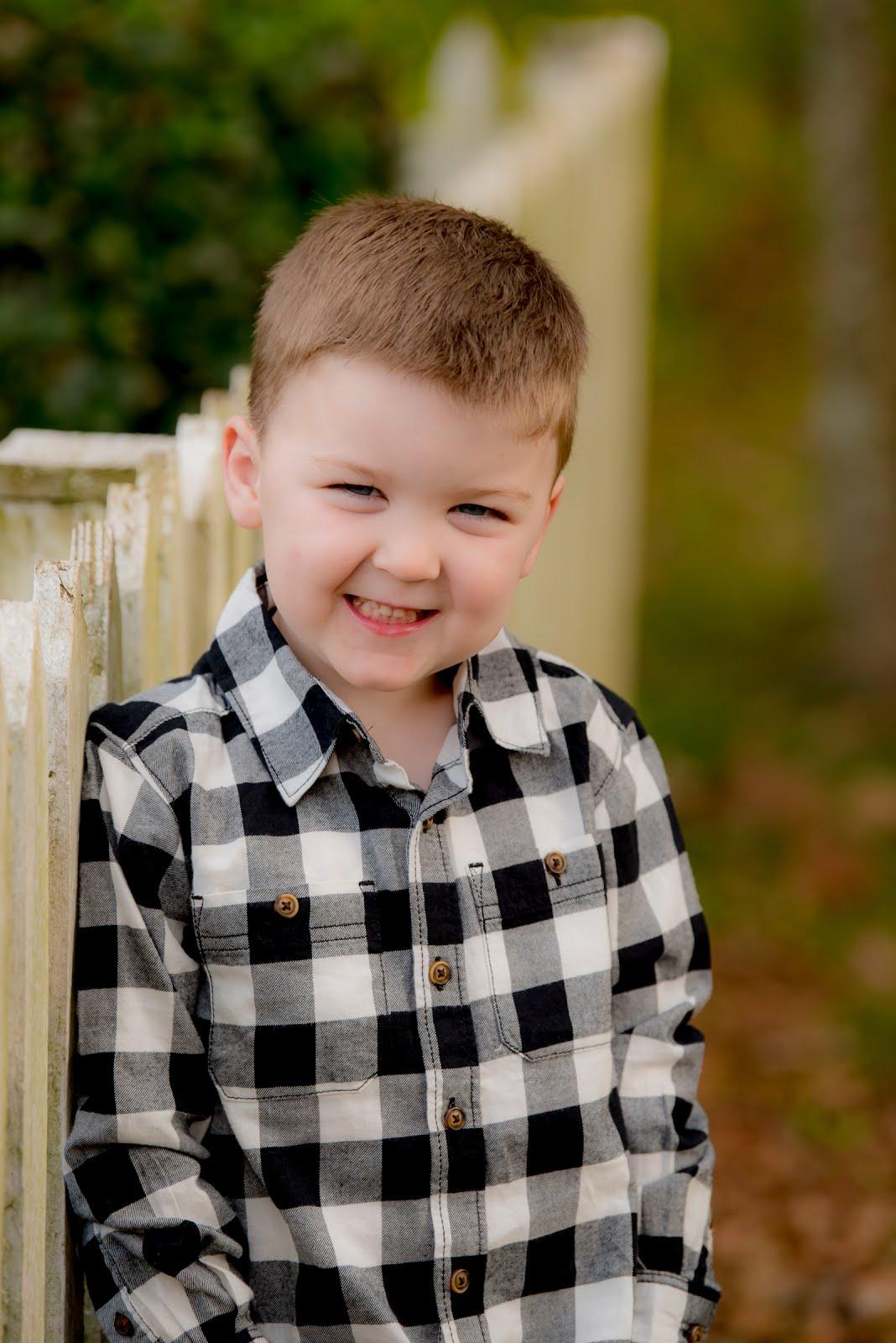 My Grandson, Gabriel