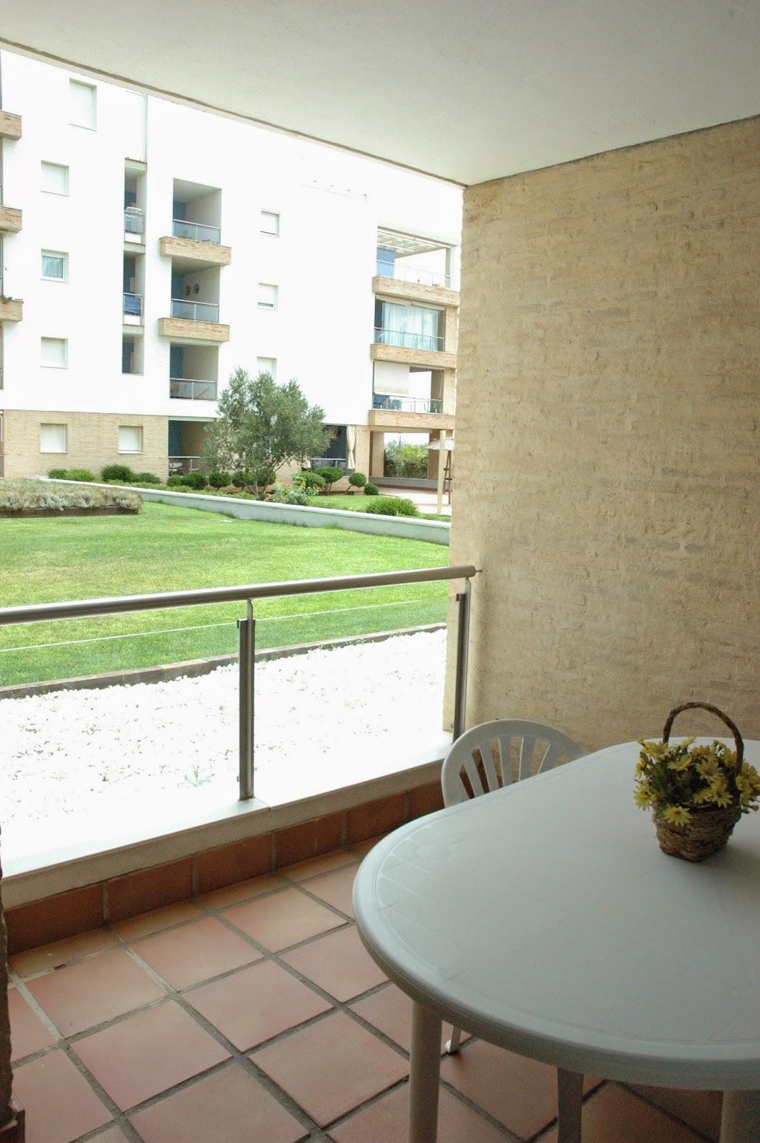 Apartamento en punta del moral ayamonte terrazas for Terraza del apartamento
