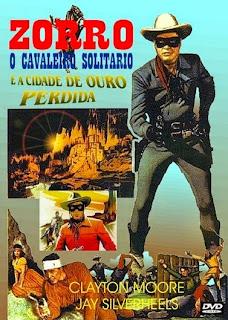 Assistir Filme Zorro e a Cidade de Ouro Perdida Online - 1958