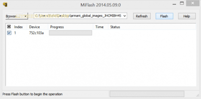 Tutorial Flashing Xiaomi Bootloop via Fastboot