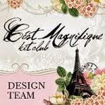 C'est Magnifique Kits Design Team