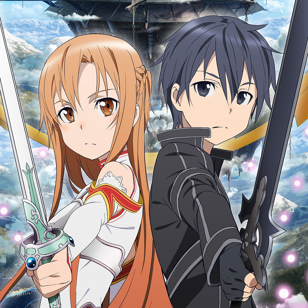 Questionable Intelligence: Spring Break Anime: Action Kirito And Asuna