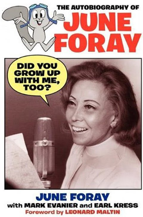 JUNE FORAY R.I.P.