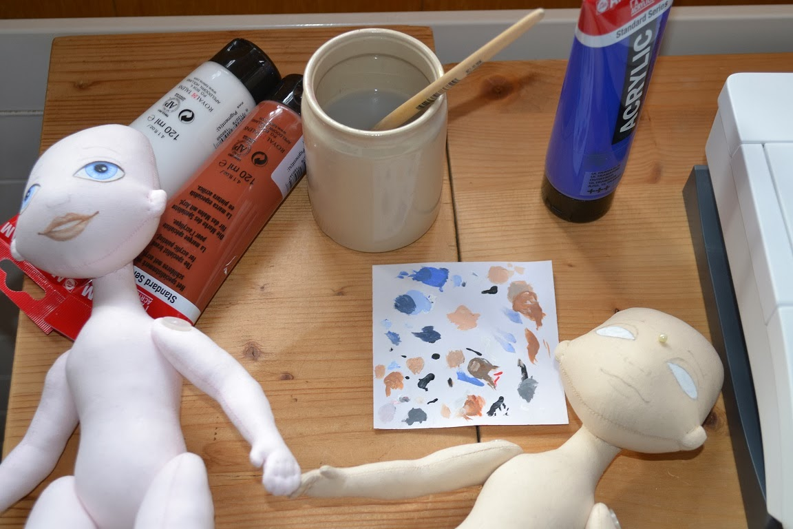 NatalKa Creations - творческий процесс