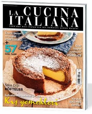 La Cucina Italiana Dergisi