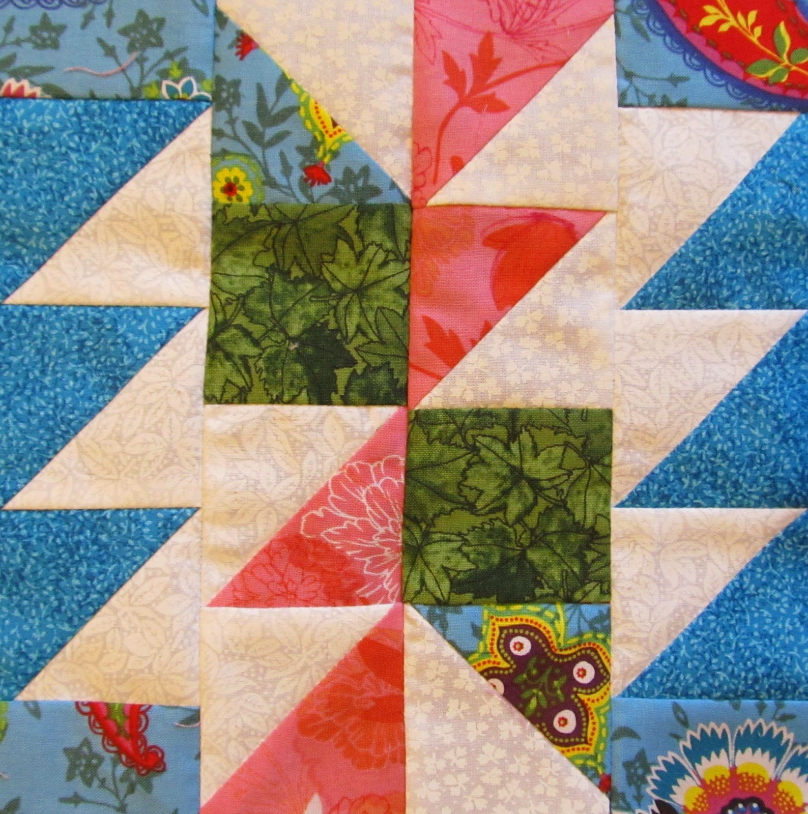 The Ladies Quilt Pattern Block Tutorial
