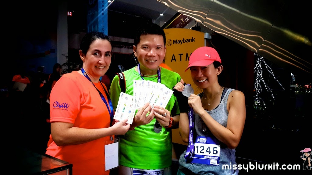 MRCA Charity Run 2014, running, One City Mall, Koufu Trendy,