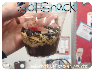 What the teacher wants seeds and plants galore for Soil 4 teachers