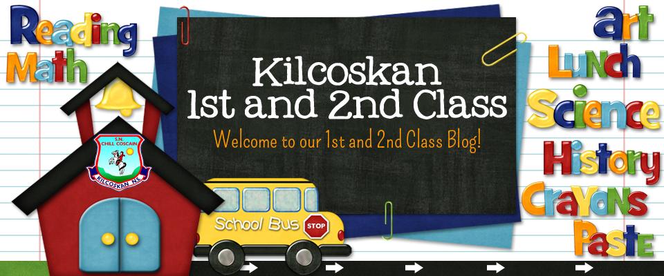Kilcoskan NS 1st & 2nd Class
