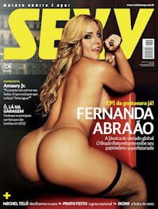 Revista Sexy – Fernanda Abraão – Março 2012 Completa
