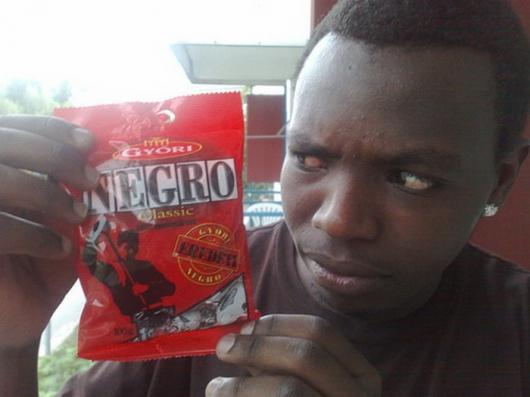 Negro Black Candy