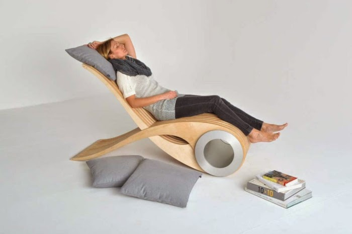 Charming Chair design ideas for various sitting and lying positions