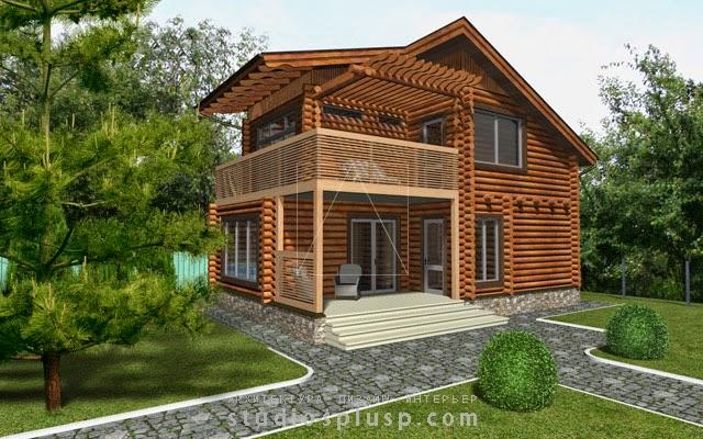 Проект банного домика