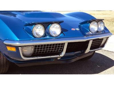 1971 Chevrolet Corvette 454 at Purifoy Chevrolet