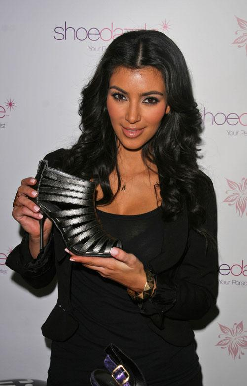 kim kardashian shoes line. kim kardashian shoes line.