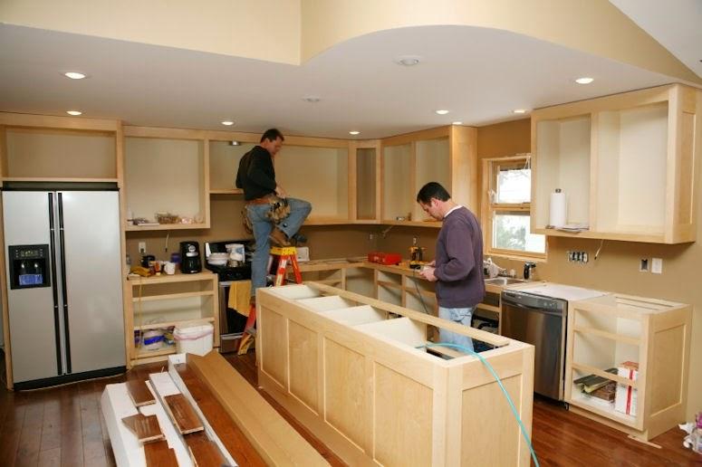 подобрения на кухнята