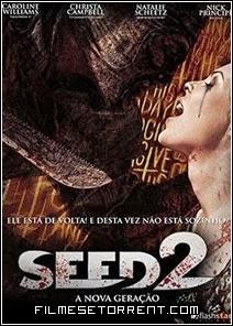 Seed 2 A Nova Geração Torrent Dual Áudio