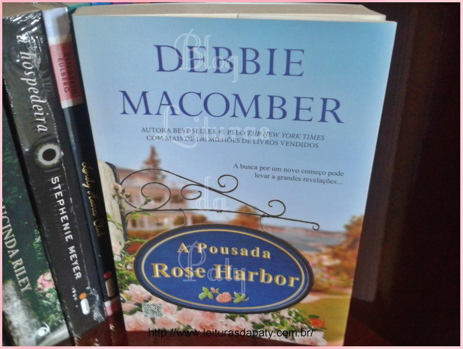 Livro A Pousada Rose Harbor - Editora Novo Conceito