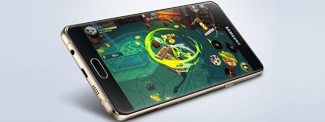 """Samsung Galaxy A9 Pro: 6"""", độ phân giải cao hơn, Android 6.0"""