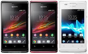 Sony Xperia E Dual Sim Smartphone